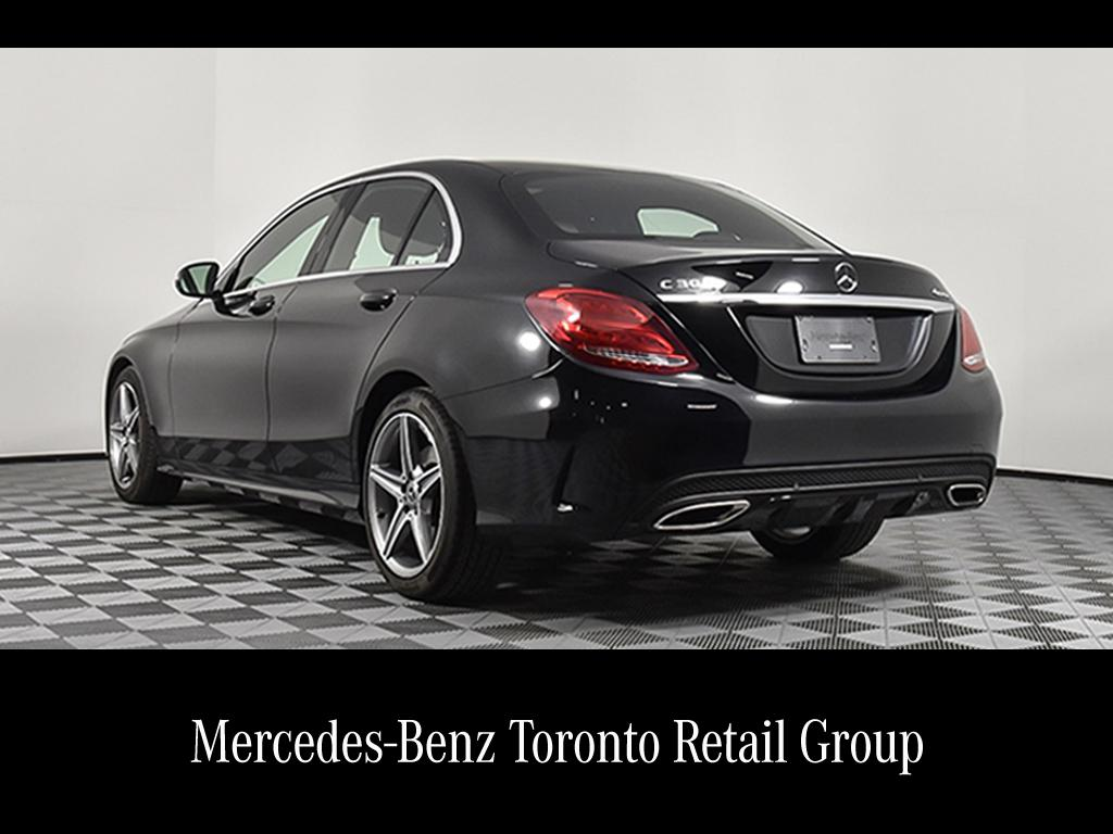 Certified pre owned 2017 mercedes benz c class c300 sedan for Certified pre owned mercedes benz