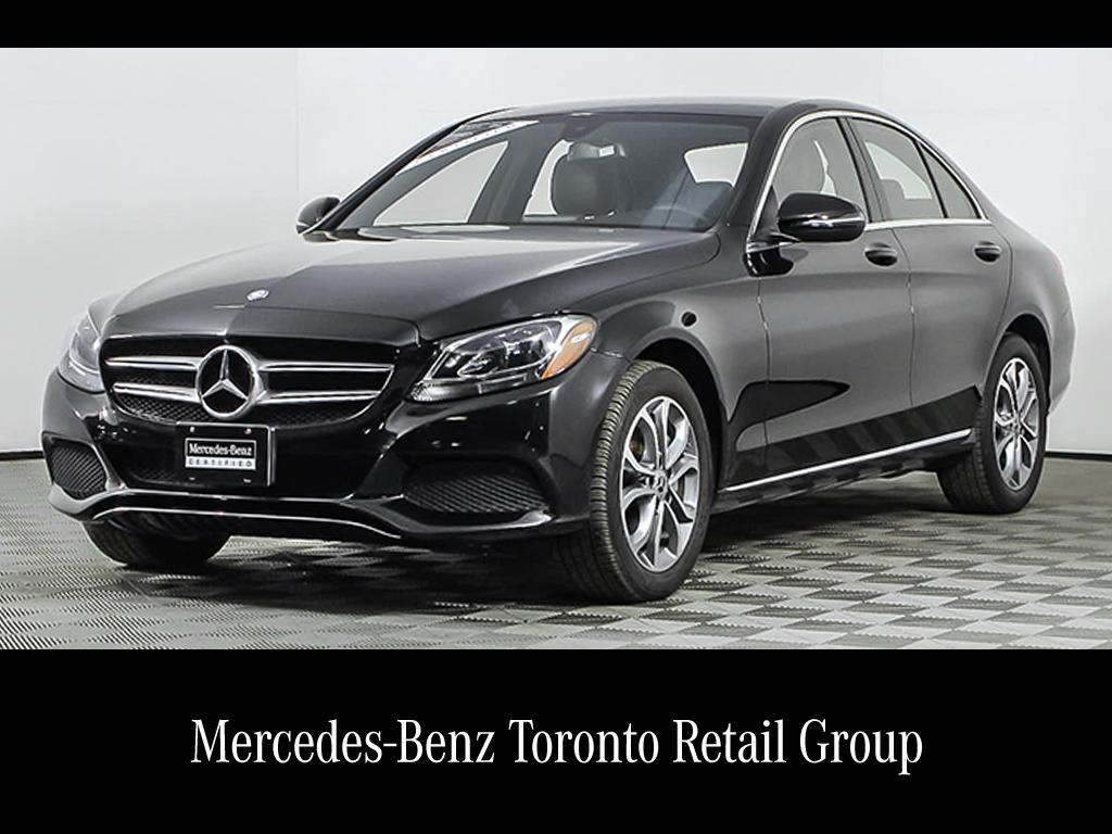 navi led benz sport camera amg detail mercedes c used certified awd class