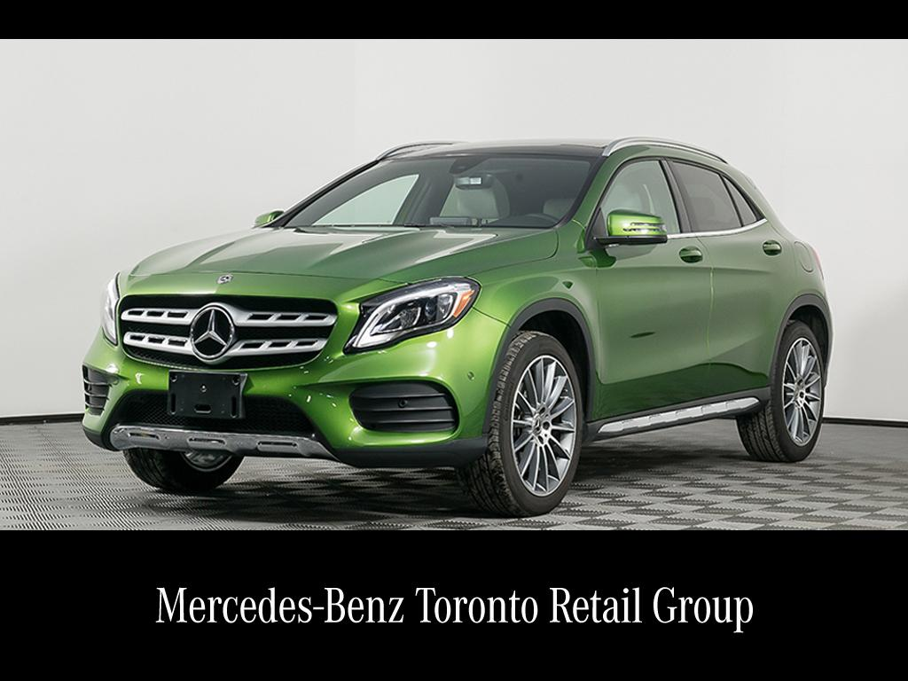 2018 mercedes benz gla250 4matic. Black Bedroom Furniture Sets. Home Design Ideas